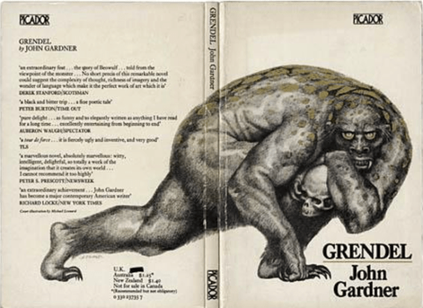 reinventing the hero gardner s grendel and the shifting face of  john gardner grendel