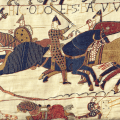 The Bayeux Tapestry: Author, Art and Allegory