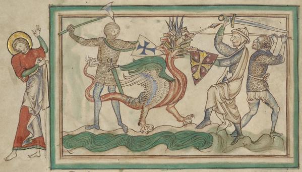 beautiful manuscript image