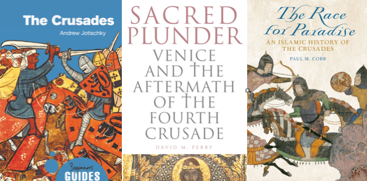New book on Crusades uses 'diverse' personal experiences to tell story of holy wars