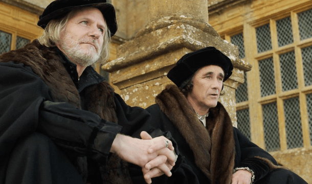 wolf hall crows