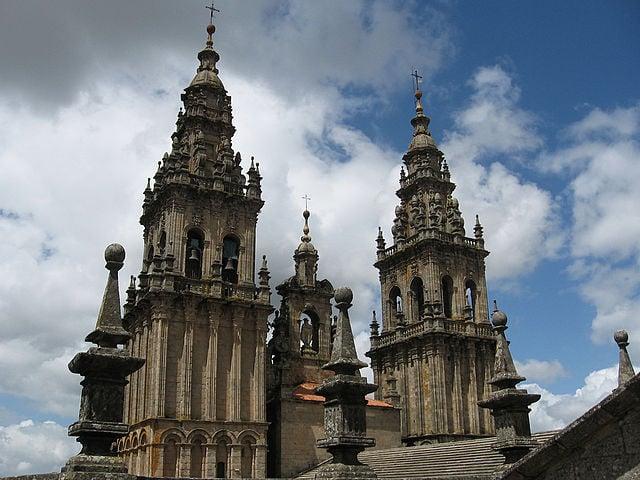 Santiago de Compostela -Photo by Alejandro Moreno Calvo