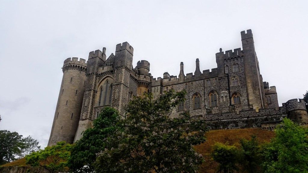 Arundel Castle. Photo by Medievalists.net