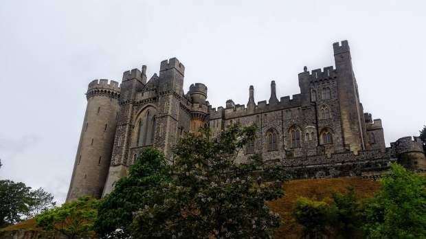 Arundel Castle. Photo by Medievalists.net