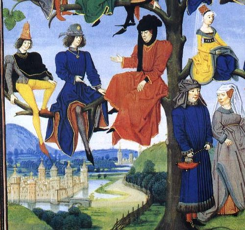 b212575d3 The Experience of Growing Up in Medieval Society - Medievalists.net