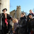 Making the Castle a Home: Creating an Immersive Medieval World Using Live Costumed Interpreters