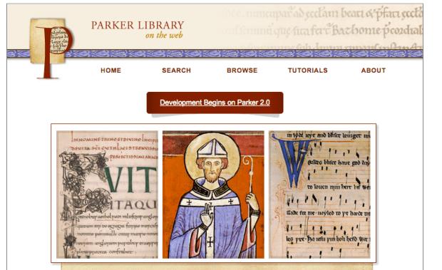Parker on the Web