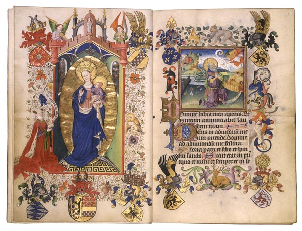 Hours of Catherine of Cleves 1