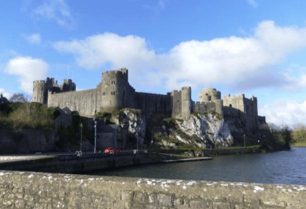 Pembroke Castle - photo by James Turner