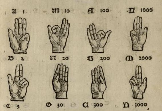 monastic sign language