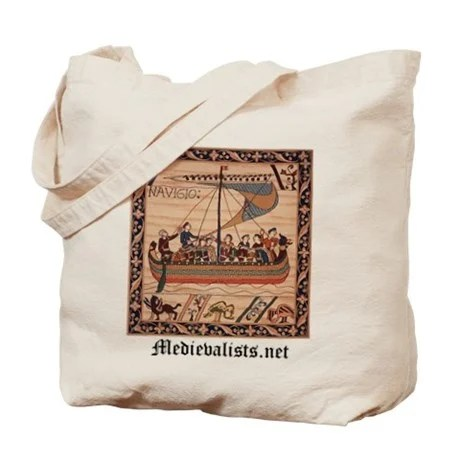 Buy a Medievalist.net Tote Bag from Cafe Press for $12.99