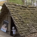 Anglo Saxon House: A Reconstruction