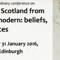 Call for Papers: Death and Identity in Scotland from the Medieval to the Modern
