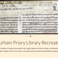 Medieval Monastic Library to be recreated online