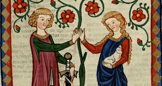 Medieval Love Letter