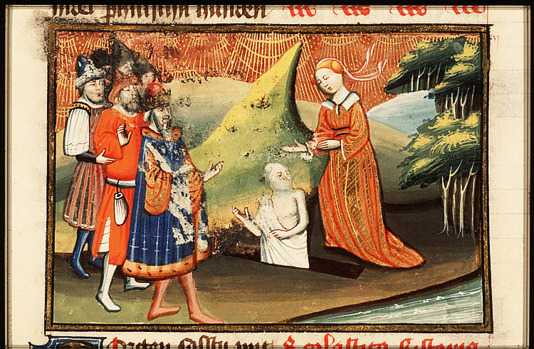 Image result for medieval manuscript tiresias
