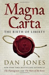 Book: Magna Carta: The Birth of Liberty - Dan Jones