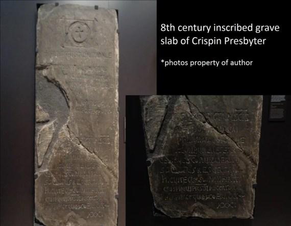 8th_cen_grave_slab_crispin_presbyter