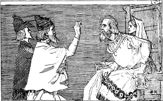 Christian Krohg illustration in an 1890s edition of Heimskringl