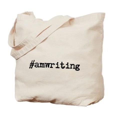 amwriting_tote_bag