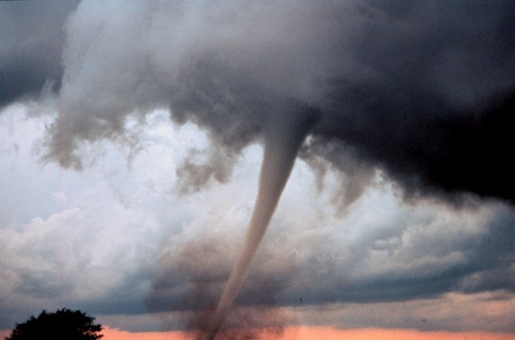 Tornado - Photo Credit: OAR/ERL/National Severe Storms Laboratory (NSSL).