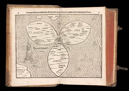 Itinerarium Sacrae Scripturae, das ist, Ein Reisebuch uber die gantze  heilige Schrifft in zwey Bücher getheilet..., 1591-1597 - Photo courtesy the Paul J. Getty Trust