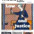 The Medieval Magazine: Law and Justice (Issue 52)