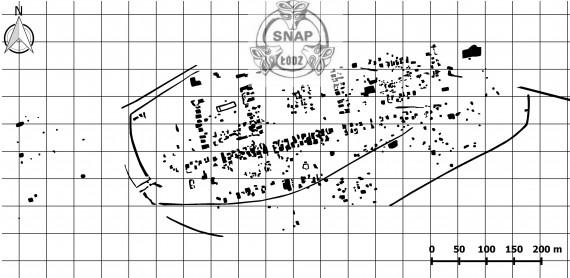 Archaeological interpretation of remote sensing and geophysical data (P. Wroniecki)