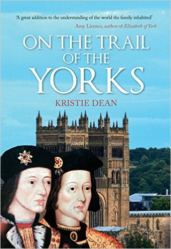 Books: On the Trail of the Yorks by Kristie Dean