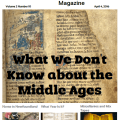 The Medieval Magazine: What We Don't Know About the Middle Ages (Volume 2 Issue 10)