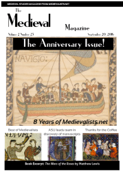 Check out our Medieval Magazine