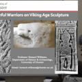 Watchful Warriors on Viking-Age Sculpture