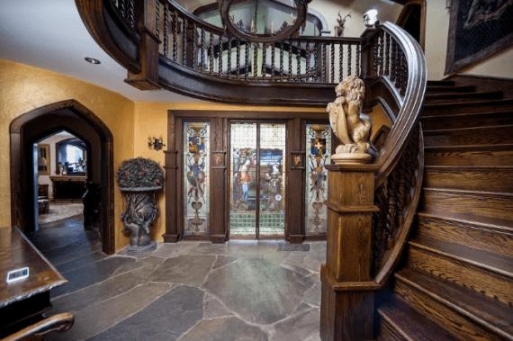 Castle For Sale In New York Medievalistsnet