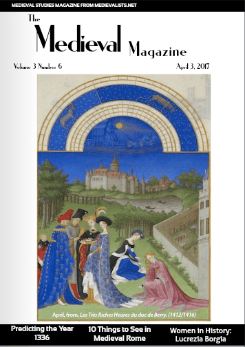 The Medieval Magazine: (Volume 3, Issue 6)