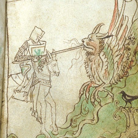Seven Things You Didn't Know About Medieval Dragons - Medievalists net