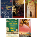 New Medieval Books: Historical Fiction
