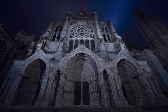 Characteristics Of Gothic Cathedrals In France And Their Structural Elements