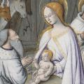 Send Medieval e-cards this Christmas