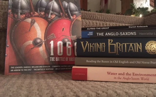 New Medieval Books: The Anglo-Saxon World