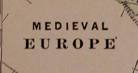 Is it medieval or mediaeval?