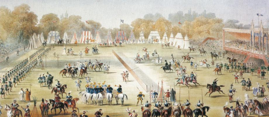 The Romance of the Past? Nineteenth-Century Medievalism and the Tournament