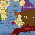 How the borders of the British Isles changed during the Middle Ages
