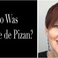 Who was Christine de Pizan?