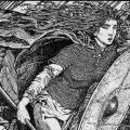 Maiden warriors in Old Norse Literature