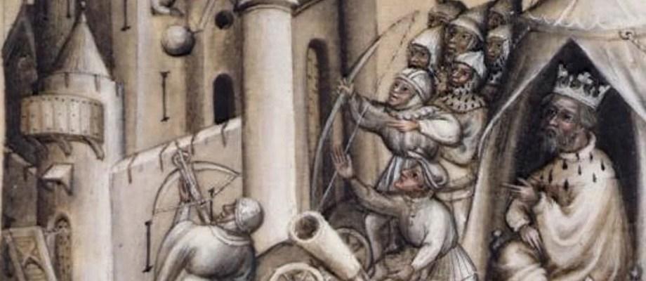 "Medieval Geopolitics: The Medieval ""Military Revolution"""