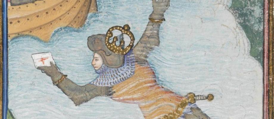 Medieval swimming – from the Good to the Scared