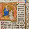 The Morgan Acquires Rare Medieval Manuscript Illumination by the Master of Catherine of Cleves