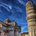 Why hasn't an earthquake toppled the Leaning Tower of Pisa?