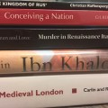 New Medieval Books: People, Towns, Nations, and … Murder