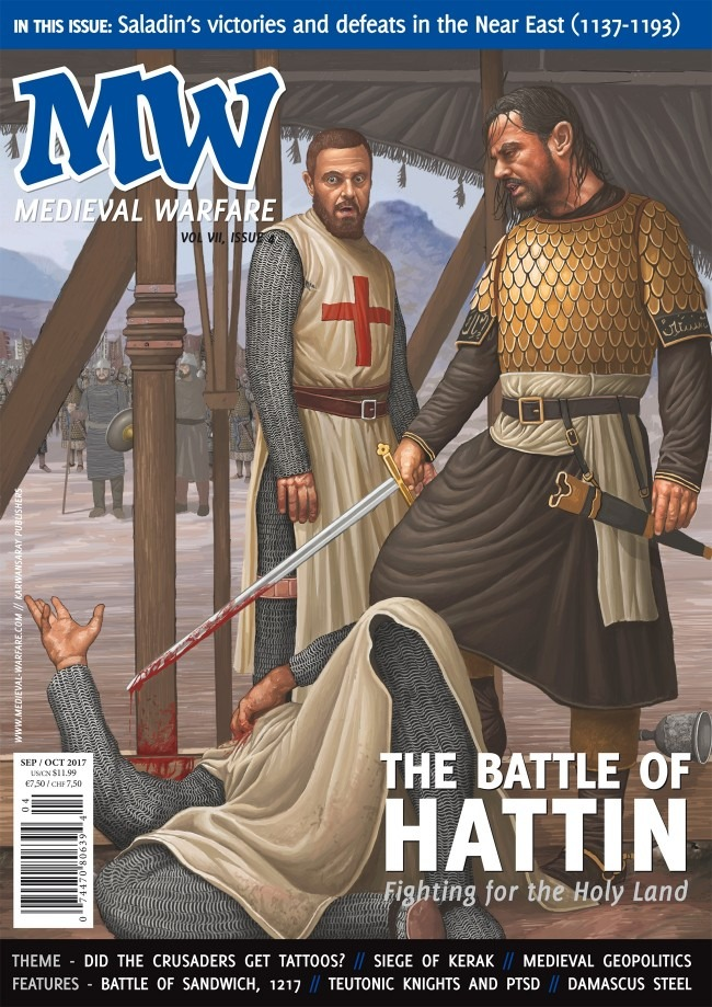 On the Highway to Hell: History, Archaeology and the Crusader Defeat at the Battle of Hattin in 1187 - Medievalists.net